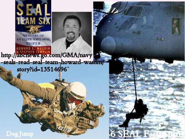 SEAL Team Interesting Stuff