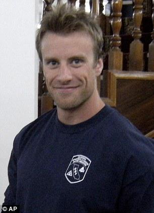 US Navy shows                              Special Warfare Operator Petty Officer 1st Class, Jesse D. Pittman, 27, of                              Ukiah, Calif.