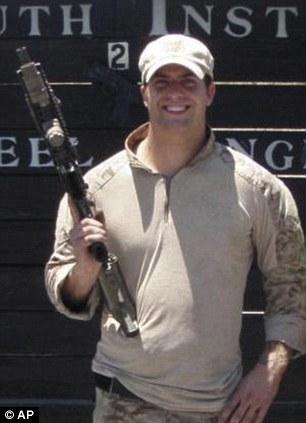 Special Warfare                              Operator Petty Officer 2nd Class Nicholas P. Spehar, 24, of Saint Paul, Minn.