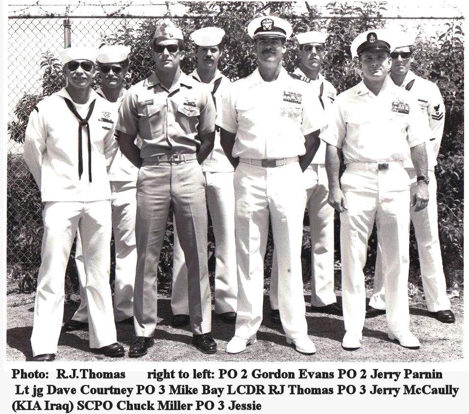 Navy Seal Teams Page Seventeen