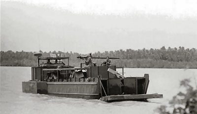 Photos of SEAL Boat Suppor Personnel and their Toys